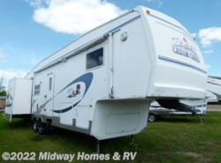 Used 2004  Forest River Cedar Creek 36RLTS by Forest River from Midway Homes & RV in Grand Rapids, MN