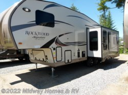 New 2016  Forest River Rockwood Signature Ultra Lite 8285IKWS by Forest River from Midway Homes & RV in Grand Rapids, MN