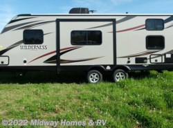 New 2016  Heartland RV Wilderness 2375BH by Heartland RV from Midway Homes & RV in Grand Rapids, MN