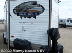 New 2016  Forest River Wildwood True North Ice Lodge 8X18FKV by Forest River from Midway Homes & RV in Grand Rapids, MN