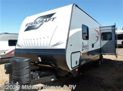 New 2016  Starcraft Launch Ultra Lite 24RLS by Starcraft from Midway Homes & RV in Grand Rapids, MN