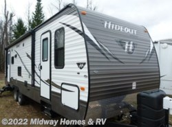 Used 2016  Keystone Hideout 26RLS by Keystone from Midway Homes & RV in Grand Rapids, MN