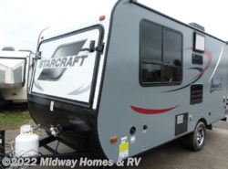 New 2017  Starcraft Launch 16RB by Starcraft from Midway Homes & RV in Grand Rapids, MN