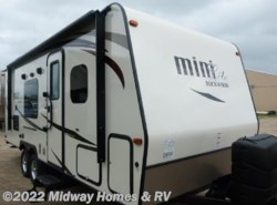 New 2017  Forest River Rockwood Mini Lite RLT2306 by Forest River from Midway Homes & RV in Grand Rapids, MN