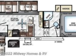 New 2018  Forest River Rockwood Signature Ultra Lite 8301WS by Forest River from Midway Homes & RV in Grand Rapids, MN