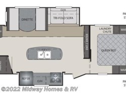 Used 2015  Keystone Bullet 26RBPR by Keystone from Midway Homes & RV in Grand Rapids, MN