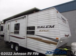 Used 2008  Forest River Salem EDGE 21/8SC by Forest River from Johnson RV in Puyallup, WA
