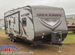 New 2017  Forest River Shockwave T24FQMX by Forest River from Longhorn RV in Mineola, TX