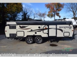 Used 2017 Forest River Rockwood High Wall Series 296HW available in Kings Mountain, North Carolina