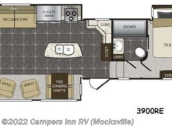 Used 2015  Keystone Alpine 3900RE by Keystone from Campers Inn RV in Mocksville, NC