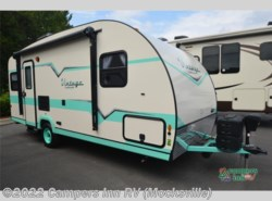 New 2017  Gulf Stream Vintage Cruiser 19ERD by Gulf Stream from Campers Inn RV in Mocksville, NC