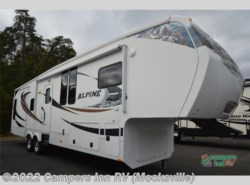 Used 2011  Keystone Alpine 3200RL