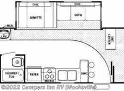 Used 2006  Forest River Cherokee 32B by Forest River from Campers Inn RV in Mocksville, NC