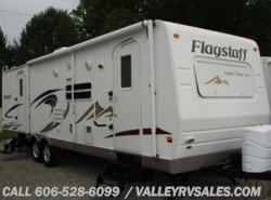 Used 2010  Forest River Flagstaff Super Lite/Classic 831 FLSS by Forest River from Valley RV Sales in Corbin, KY