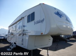 Used 2007  Forest River Wildcat F28 by Forest River from Parris RV in Murray, UT