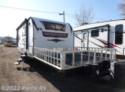 Used 2013  Forest River Cherokee Wolf Pack 21WP by Forest River from Parris RV in Murray, UT
