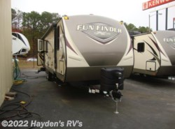 New 2017  Cruiser RV Fun Finder Xtreme Lite 27 IK by Cruiser RV from Hayden's RV's in Richmond, VA