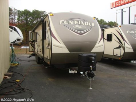 2017 Cruiser RV Fun Finder Xtreme Lite 27 IK