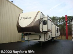 New 2017  Forest River Wildcat 35 WB by Forest River from Hayden's RV's in Richmond, VA