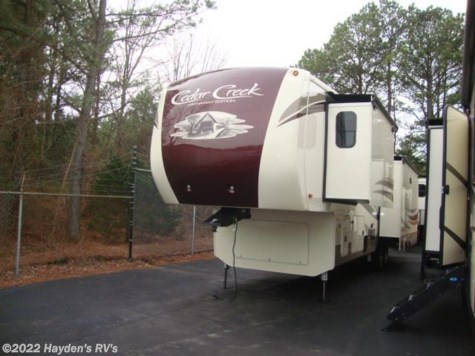 2018 Forest River Cedar Creek Hathaway Edition 36 CK2
