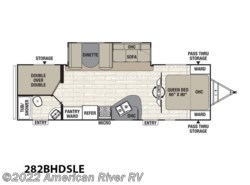 New 2017  Coachmen Freedom Express Liberty/Maple Leaf Edition 282BHDSLE by Coachmen from American River RV in Davis, CA