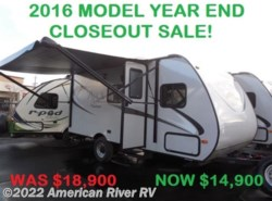 New 2016  Coachmen Apex 172CKS by Coachmen from American River RV in Davis, CA