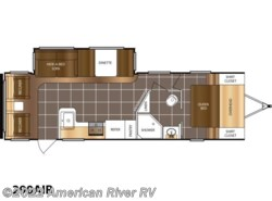 New 2017  Prime Time Tracer 290AIR by Prime Time from American River RV in Davis, CA