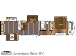 New 2017  Prime Time Sanibel 3791 by Prime Time from American River RV in Davis, CA