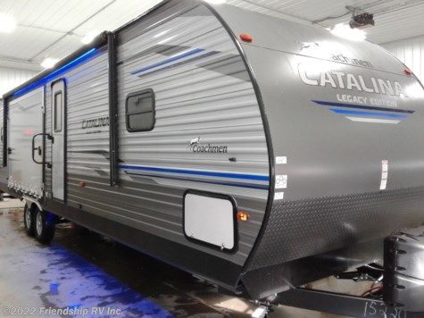2019 Coachmen Catalina Legacy Edition 303RKPLE