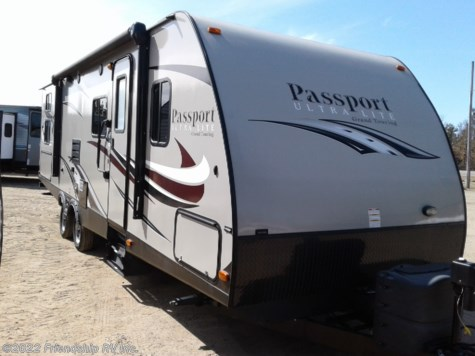 2016 Keystone Passport Ultra Lite Grand Touring 2920BH