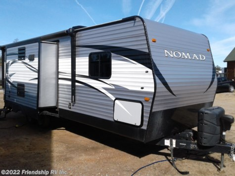 2015 Skyline Nomad 238RB