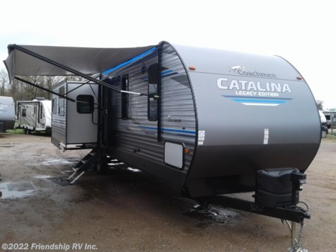 2020 Coachmen Catalina Legacy Edition 333RETSLE