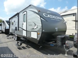 New 2017  Coachmen Catalina 263RLS by Coachmen from Colerain RV of Dayton in Dayton, OH