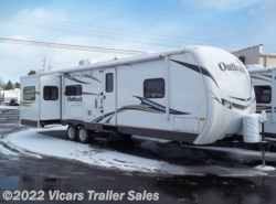 Used 2011  Keystone Outback 298RL by Keystone from Vicars Trailer Sales in Taylor, MI