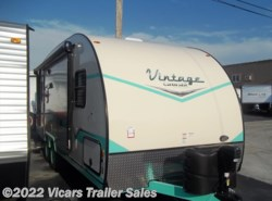 New 2017  Gulf Stream Vintage Cruiser 23RSS by Gulf Stream from Vicars Trailer Sales in Taylor, MI