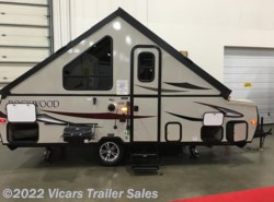New 2017  Forest River Rockwood Hard Side A213HW by Forest River from Vicars Trailer Sales in Taylor, MI