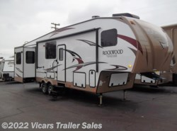 New 2017  Forest River Rockwood Signature Ultra Lite 8298WS by Forest River from Vicars Trailer Sales in Taylor, MI