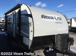 New 2018  Gulf Stream Ameri-Lite 248BH by Gulf Stream from Vicars Trailer Sales in Taylor, MI