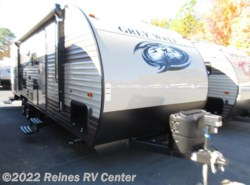 New 2017  Forest River Grey Wolf 26DBH by Forest River from Reines RV Center in Ashland, VA