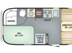 New 2018 Airstream Flying Cloud 19CB available in Fort Worth, Texas