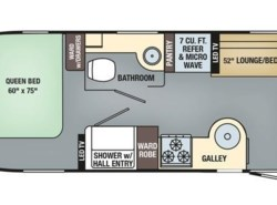 New 2018 Airstream International Signature 25RB available in Fort Worth, Texas