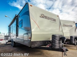 New 2016  Keystone Sprinter CAMPFIRE 25RK by Keystone from Bish's RV Supercenter in Nampa, ID