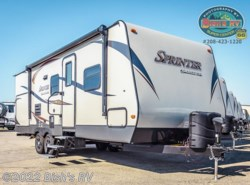 New 2017  Keystone Sprinter CAMPFIRE 26RB by Keystone from Bish's RV Supercenter in Nampa, ID