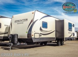 New 2017  Keystone Sprinter CAMPFIRE 25RK by Keystone from Bish's RV Supercenter in Nampa, ID