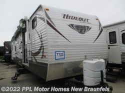 Used 2013  Keystone Hideout 38BHDS by Keystone from PPL Motor Homes in New Braunfels, TX