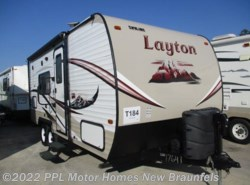 Used 2014  Skyline Layton 196 by Skyline from PPL Motor Homes in New Braunfels, TX