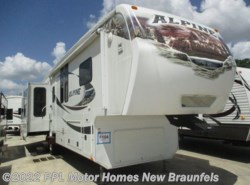 Used 2010  Keystone Alpine 3500RE