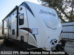 Used 2013  Keystone Sprinter 300KBS by Keystone from PPL Motor Homes in New Braunfels, TX