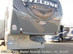 Used 2012  Heartland RV Cyclone 3712CK by Heartland RV from PPL Motor Homes in Cleburne, TX