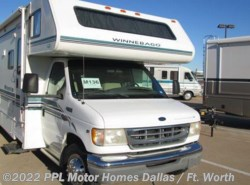 Used 2001  Winnebago Minnie Winnie ASSUME 31C by Winnebago from PPL Motor Homes in Cleburne, TX